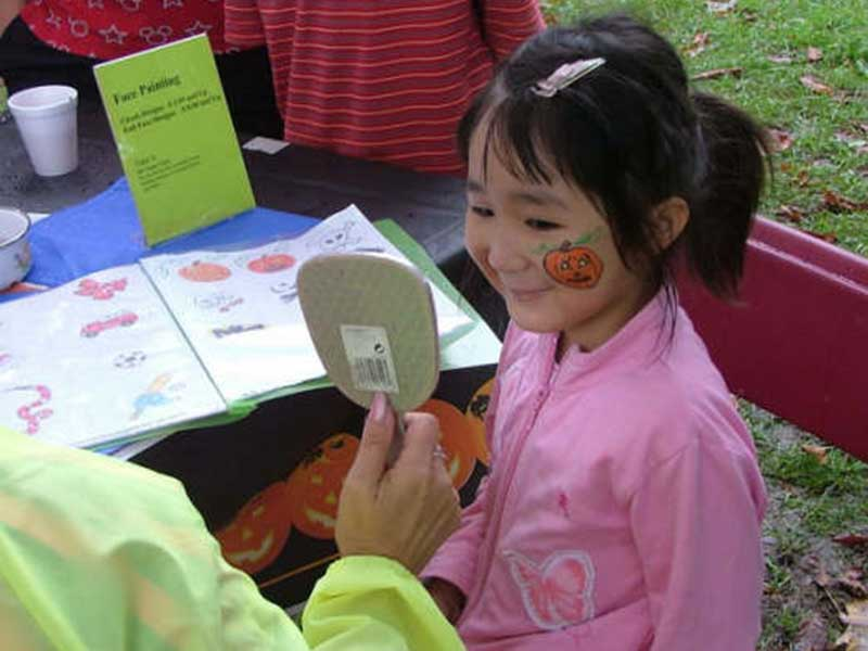 Love that Cheeky Pumpkin Design, Fall Community Event