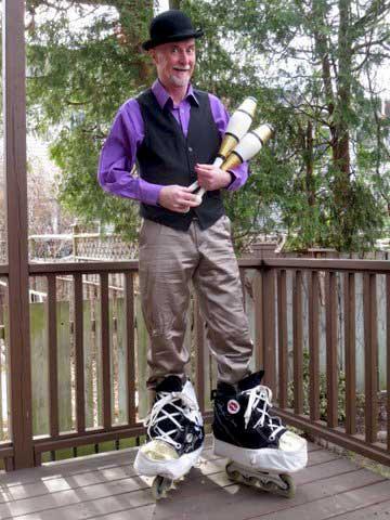 Canadian Comedy, Juggler, Fun Events, Toronto, ON