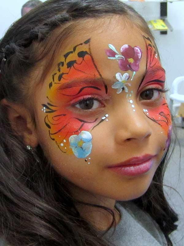 Toronto Ontario Face Painting Talent