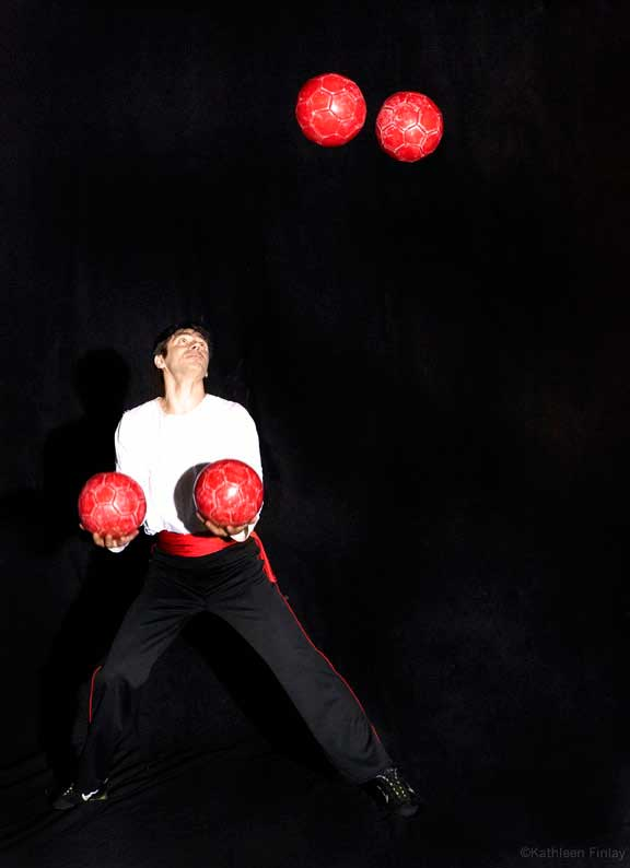 Canada\'s Amazing multi-talented Juggler, Fun Events, Toronto, Ontario