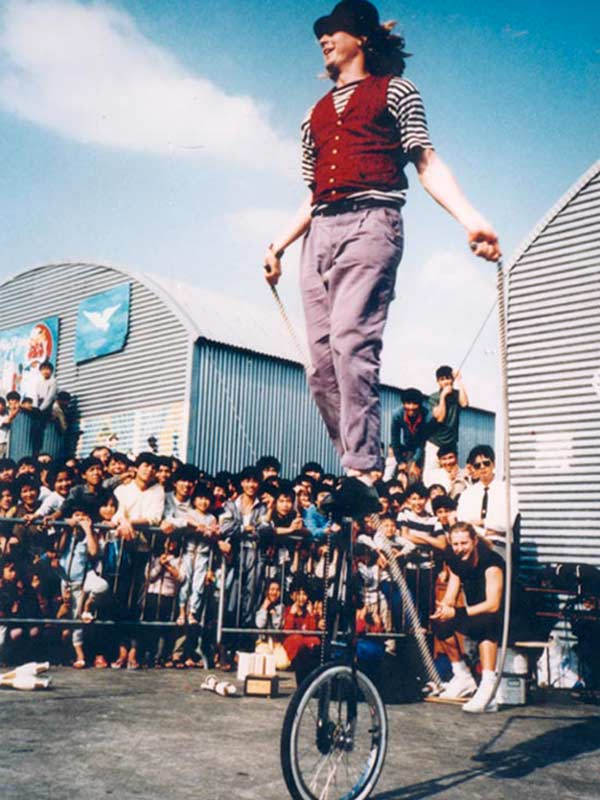 Multi-Talented Perfomer,Unicycling, Skipping, Fun Events, Entertainment