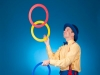 Juggling Rings, Canadian Outstanding Performer, Fun Events, Toronto, ON
