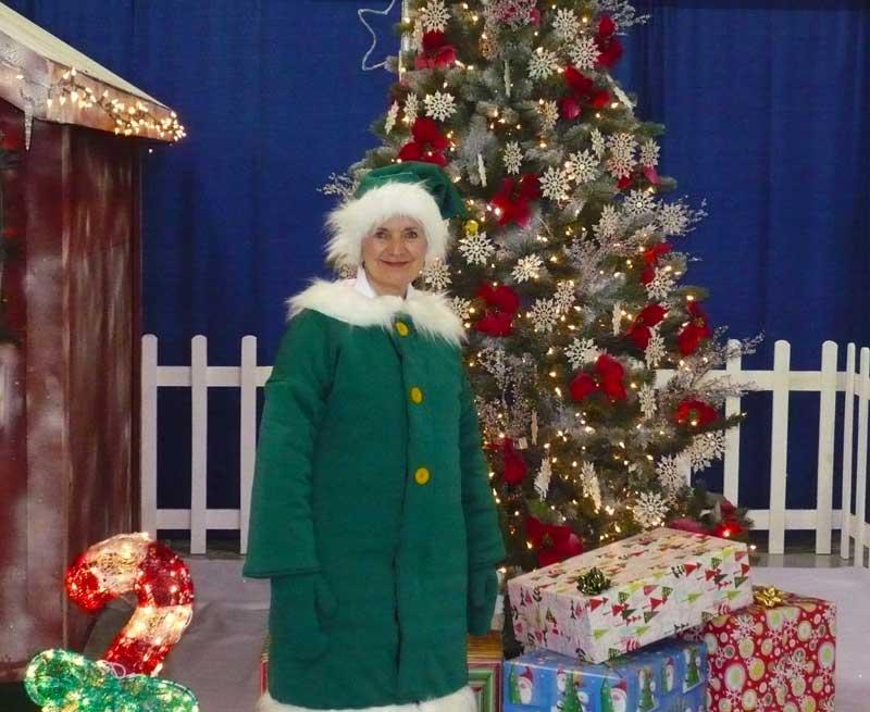 Santa\'s Elf Toronto Ontario