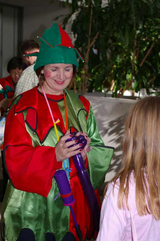 Santa\'s Helper, Corporate Holiday Party, Fun Events, Toronto, ON, Canada