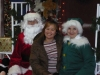 Photo with Santa Claus and his Elf Toronto Canada