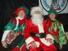 Jolly old Santa and his Elves, Toronto